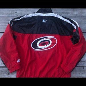 STARTER Carolina Hurricanes Jacket